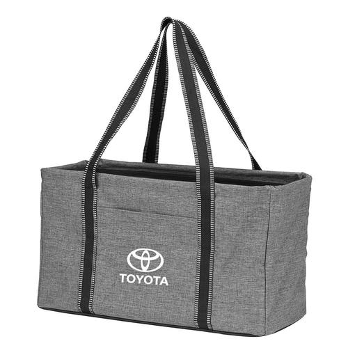 Heather Ultimate Utility Tote