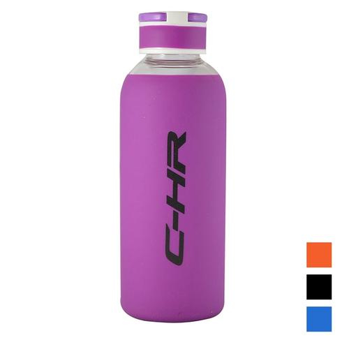 C-HR Glass Water Bottle