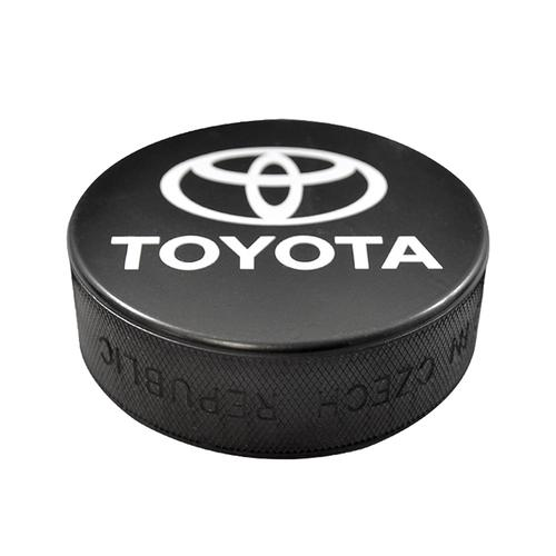 Official Toyota Hockey Puck